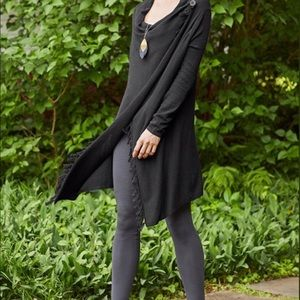 Matilda Jane women's Black cardigan